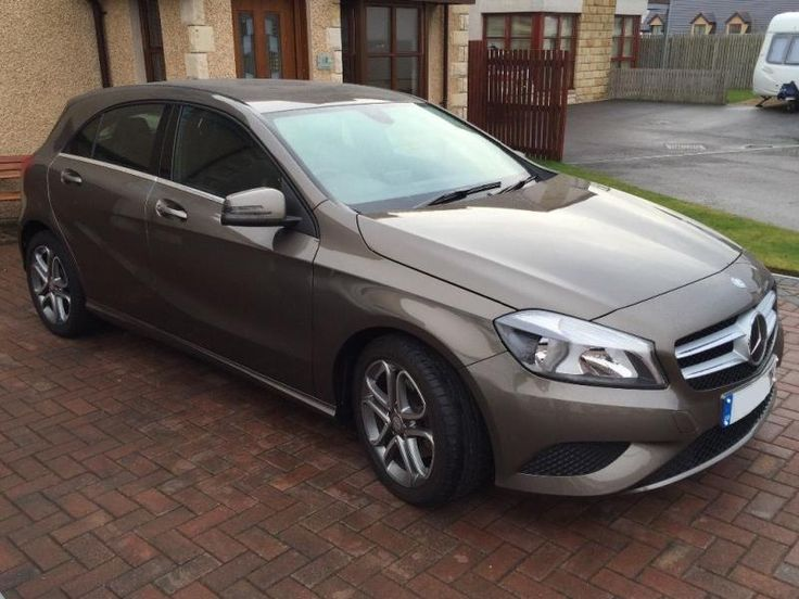 Mercedes A Class A180 Sport #RePin by AT Social Media Marketing - Pinterest Marketing Specialists ATSocialMedia.co.uk