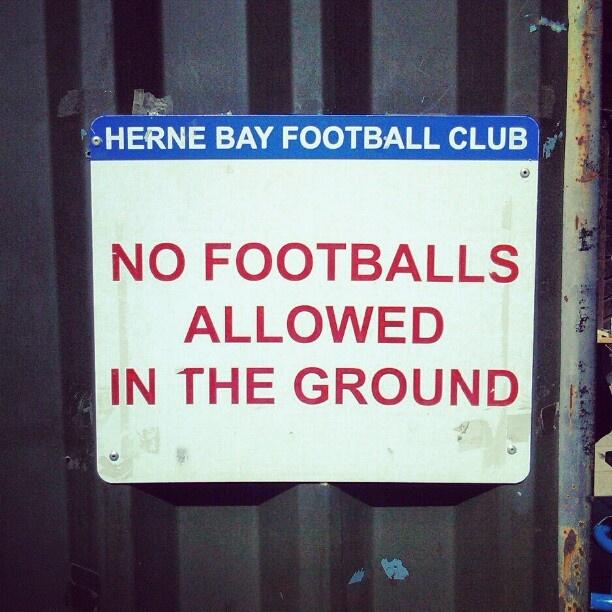 #Hernebay #HerneBayfc #Football #calcio #instafootball