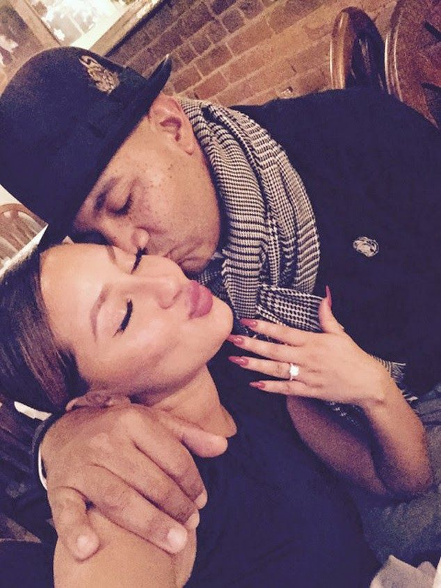 THE WORLD AT LARGE: Rob Kardashian's Ex Adrienne Bailon reveals she's ...