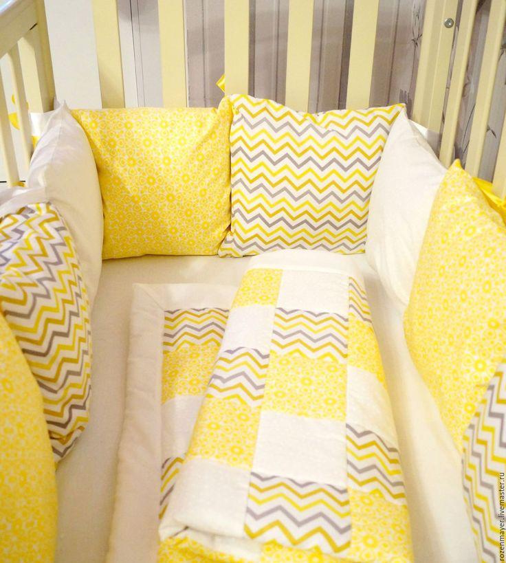 Купить Комплекты в кроватку - бортики, одеяло, в кроватку, комплект в кроватку…