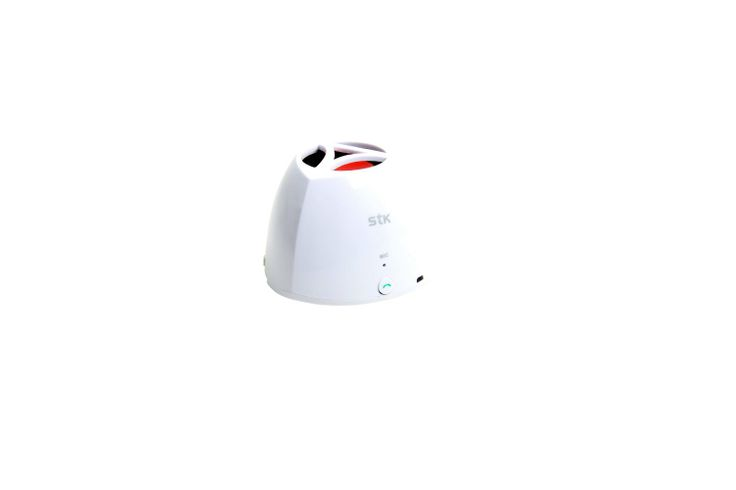 SMC950 Bluetooth Mini Stereo Speaker - White..