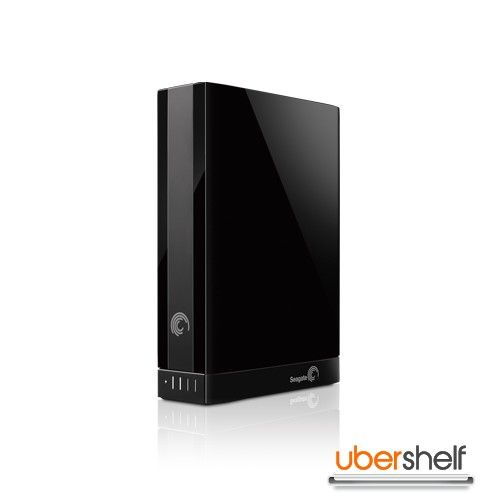Seagate Backup Plus Desk 3.0TB External HDD
