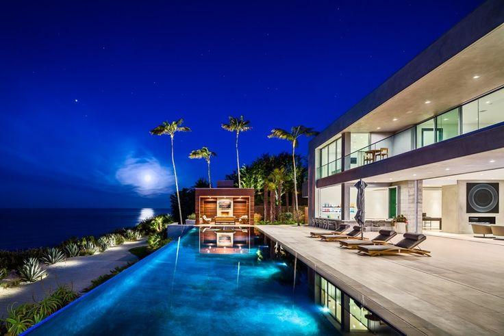 imagen 5 de Una espectacular casa en Malibú en venta por 28 millones de dólares.
