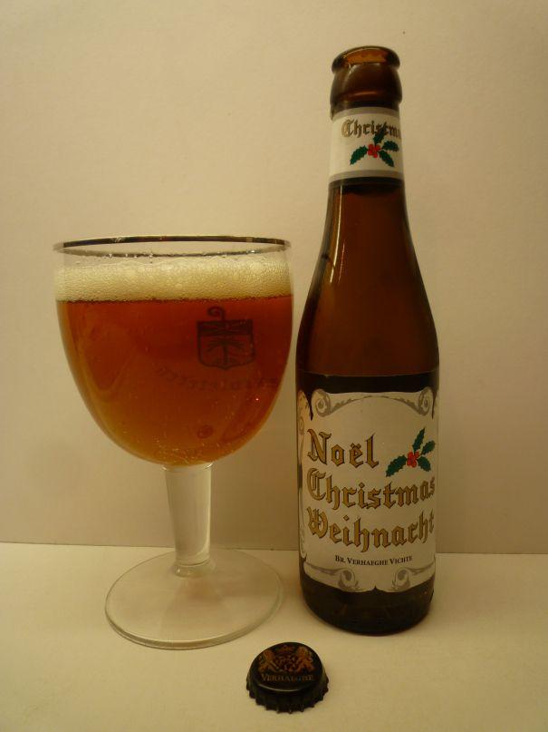 Brouwerij Verhaeghe - Verhaeghe Noel(Noel Christmas Weihnacht)(Ale) 7,2% pullo