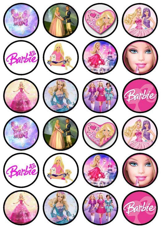 644 Best Barbie Printables Images On Pinterest Barbie