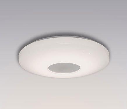 Inspire Plafón 1 luz Vizzini LED D54 Altavoz
