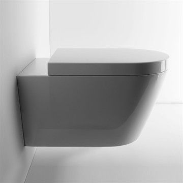 Væghængt toilet iL, ægte elegant Italiensk Design fra Valdama