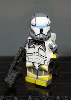Clone Army Customs | Commando Scorch