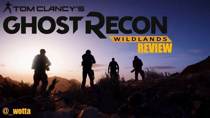 A multiplayer game by Ubisoft, Ghost Recon Wildlands gets another video review. #gaming #multiplayer #ghostrecon #ghostreconwildlands #ubisoft #game #review #video #youtube