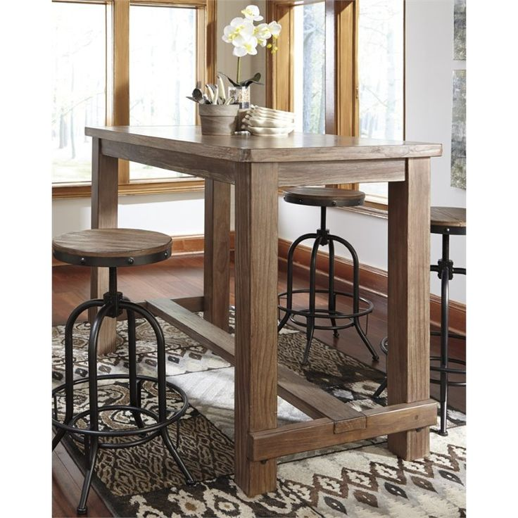 1000+ Ideas About Bar Height Table On Pinterest