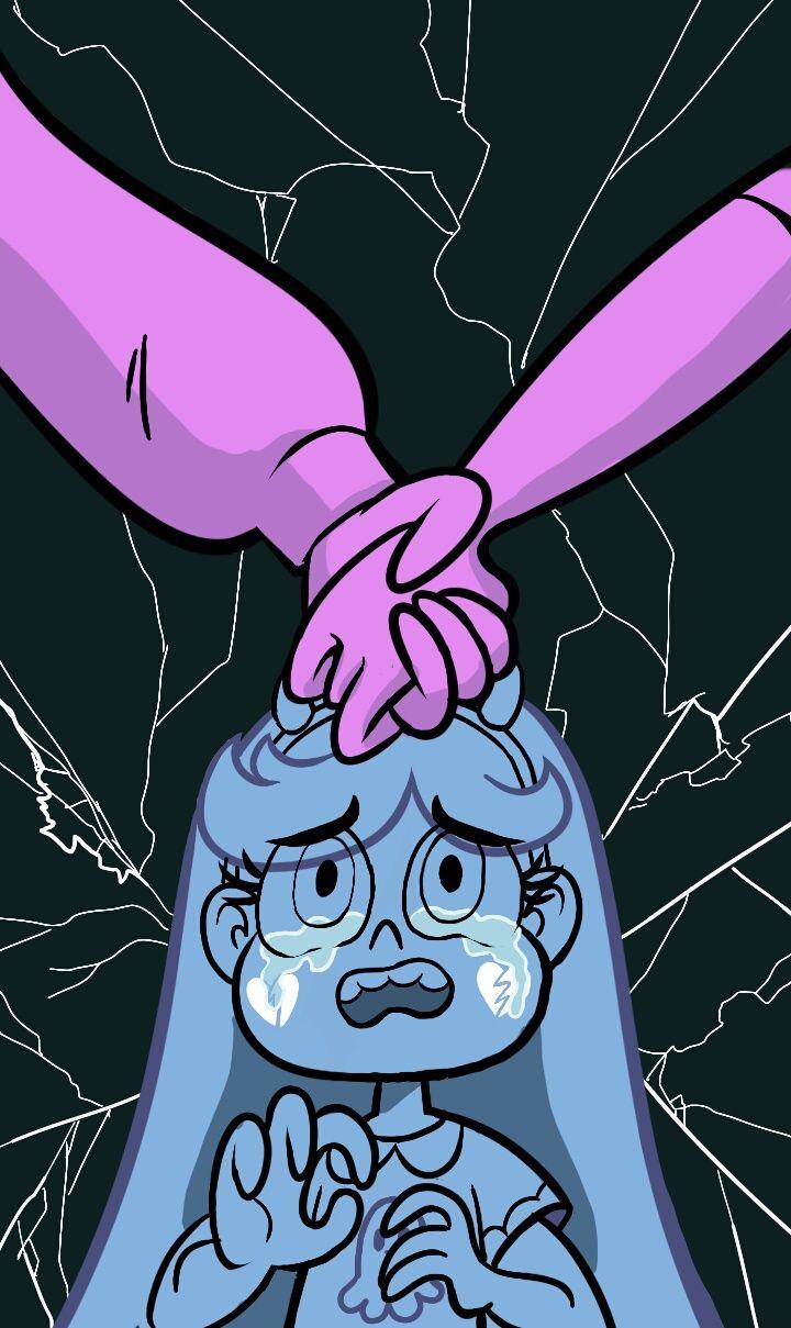 Her heart is so deep broken... That makes me sad...
