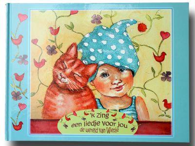 prentenliedjesboek met knutseltips. door wieneke van leyen #Kunstzinnig
