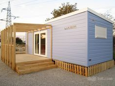 Modern Mobile Home Renovations and Ideas