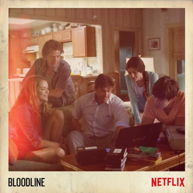 Bloodline (TV Series 2015– ) photos, including production stills, premiere photos and other event photos, publicity photos, behind-the-scenes, and more.