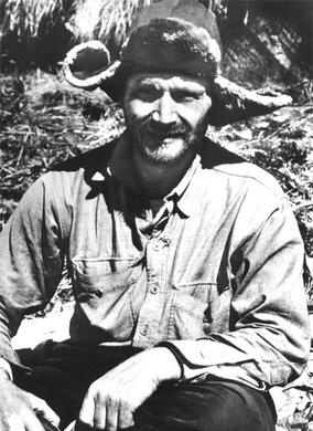 Heinrich Harrer, mountaineer (first person to climb Eiger's north face) and writer (7 Years in Tibet)