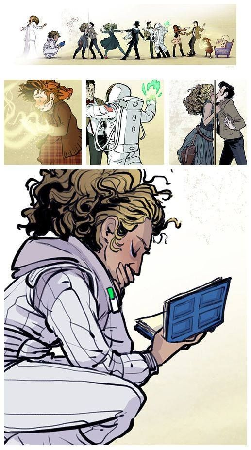 such gorgeous pictures of River's life...Oh the River Song feels ...Your story rips my heart out every..single...time i think about it