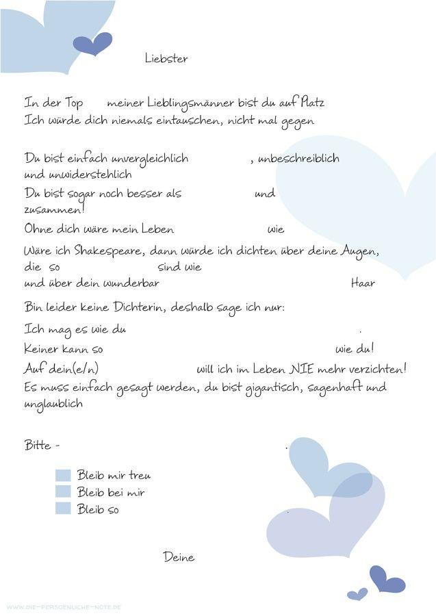 27+ Schoene briefe fuer freunde Sammlung