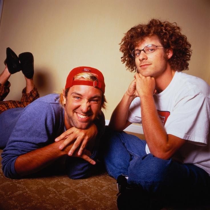 Trey Parker & Matt Stone circa 1998ish
