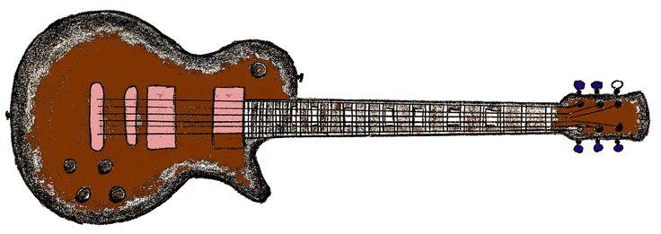 Guitar Electric Guitar Music transparent image