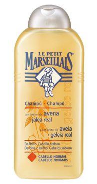 Shampoo || Leite de Aveia & Geleia Real (cabelos normais)