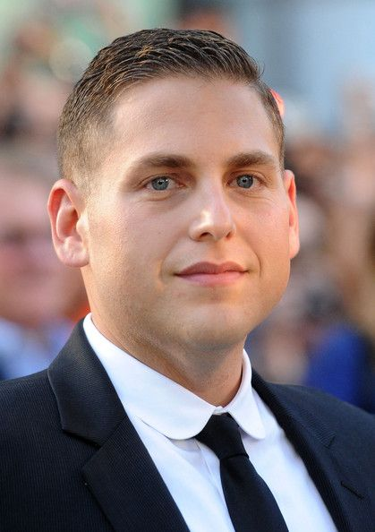Jonah Hill..i think he is so cute