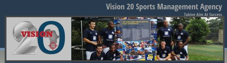 VISION 20 SPORTS MANAGEMENT AGENCY
