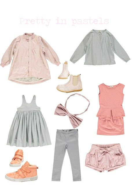 Mini Pretty in Pastels