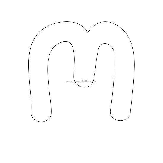 The 25 best M bubble letter ideas on Pinterest