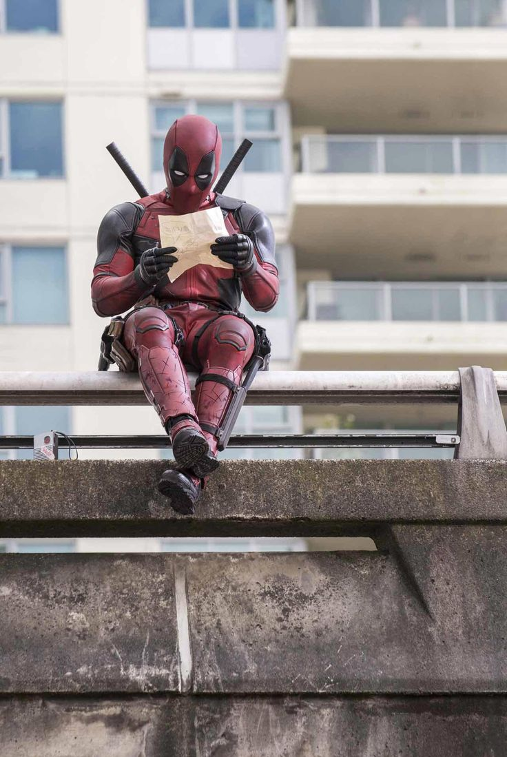 Ryan Reynolds est Deadpool