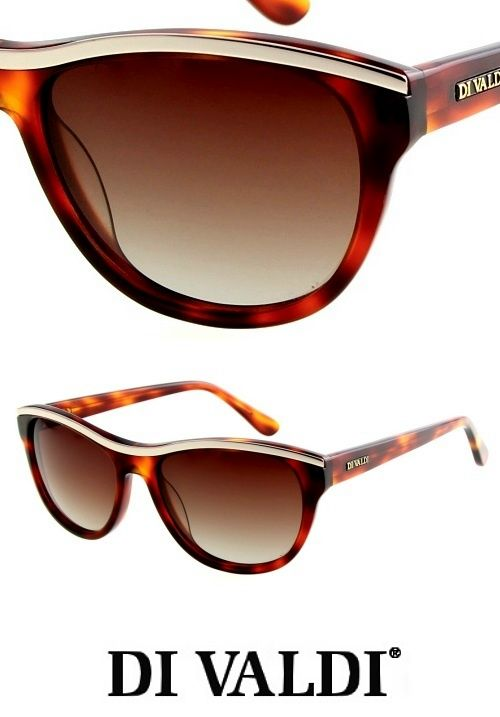 Beautiful retro cat eye ladies sunglasses from DiValdi now on StayAmazing.com. Shop these and many other great styles now!