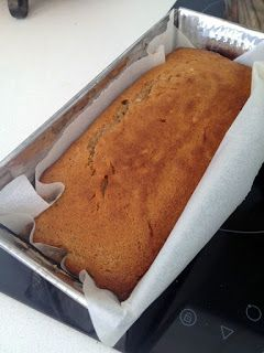 Mixing it up with Thermomix: Gluten Free Dairy Free Banana Date Loaf.