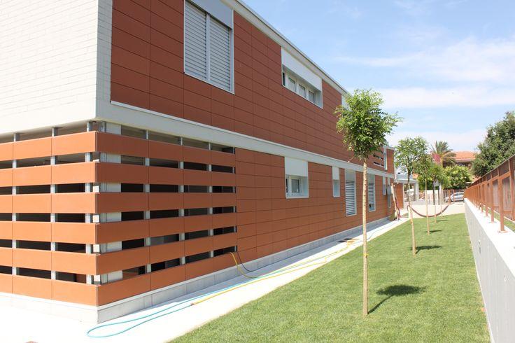 residència Vilafranca  Parramon + Tahull arquitectes