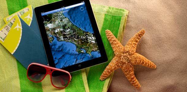 Matkailijan iPad-opas - 10 vinkkiä kuinka saat eniten irti iPadista!