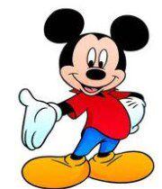 Topolino il mio preferito!!!simbolo della Disney