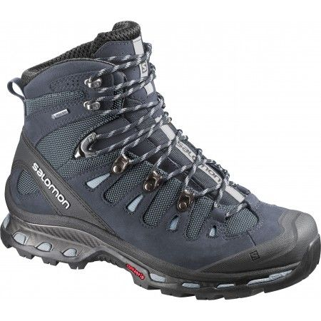 Wandelschoen Salomon Quest 4d 2 Gtx W Stone Blue Light