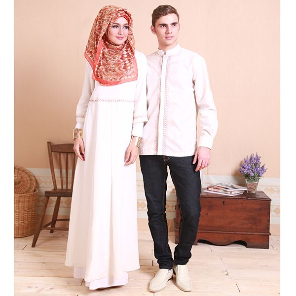 Sarimbit Couples. Dress Svitri & Koko Ameer.