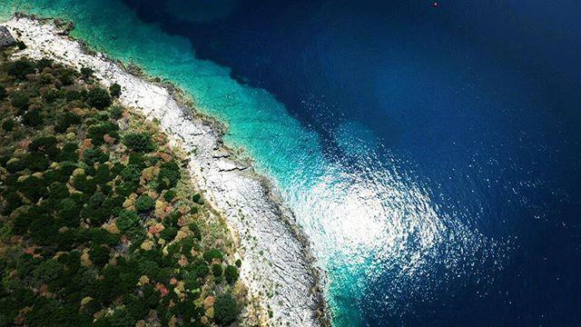 Travelling to Albania is never boring!  #dji #phantom4 #dronephotography…