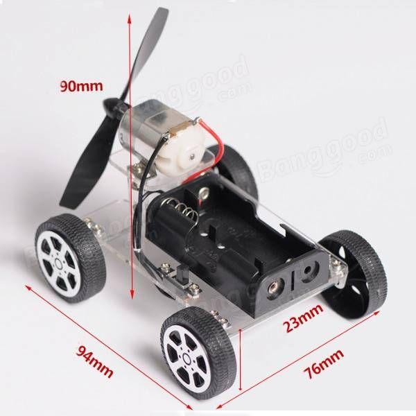 Mini Wind Car Kit