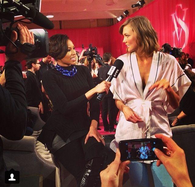 Karlie kloss Victoria s Secret Fashion Show 2013Karlie Kloss Vs Fashion Show 2013