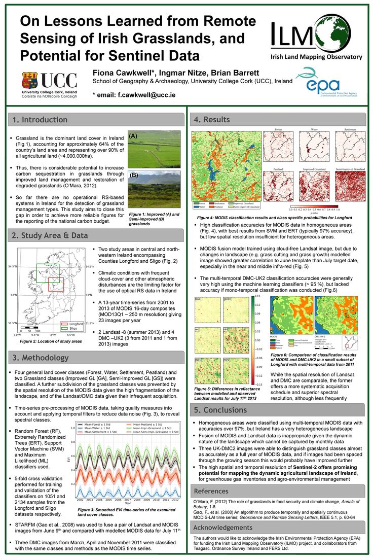 On lessons learned from remote sensing of Irish Grasslands