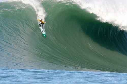 big wave surfing mavericks - Google Search