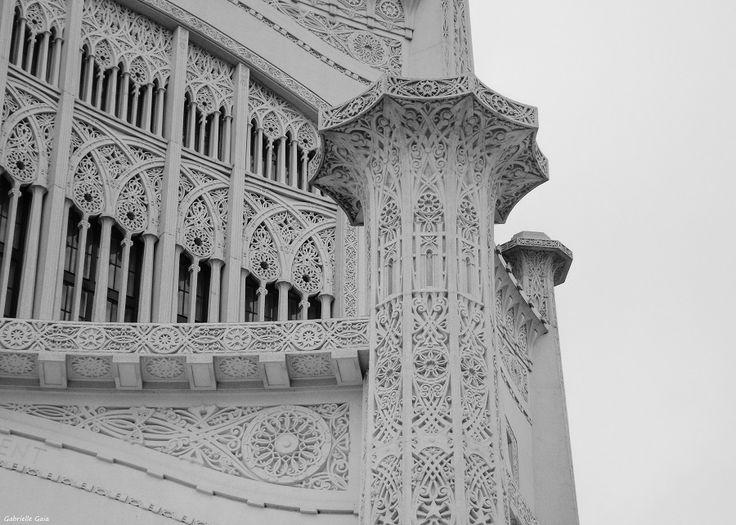 The Bahá'í House of Worship in Wilmette, Illinois Bahá'í Temple Website