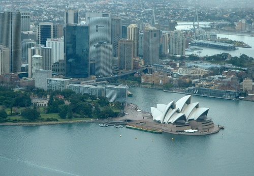 Sydney Opera House by Loose Canon 40D, via Flickr