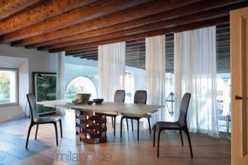Τραπέζι Colosseo, Τραπεζαρίες : Τραπέζια,