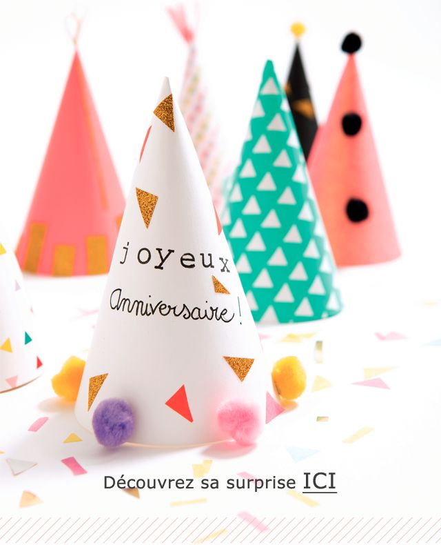 Joyeaux anniversaire