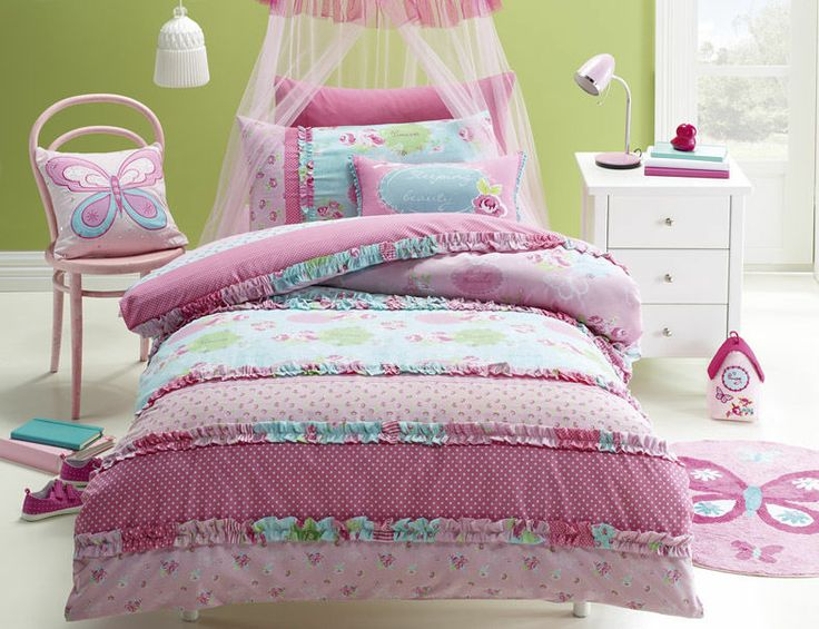 17 Best Images About Girls Doona Covers On Pinterest