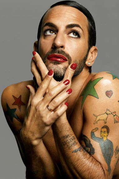 Marc Jacobs presents his new make-up brand for Sephora