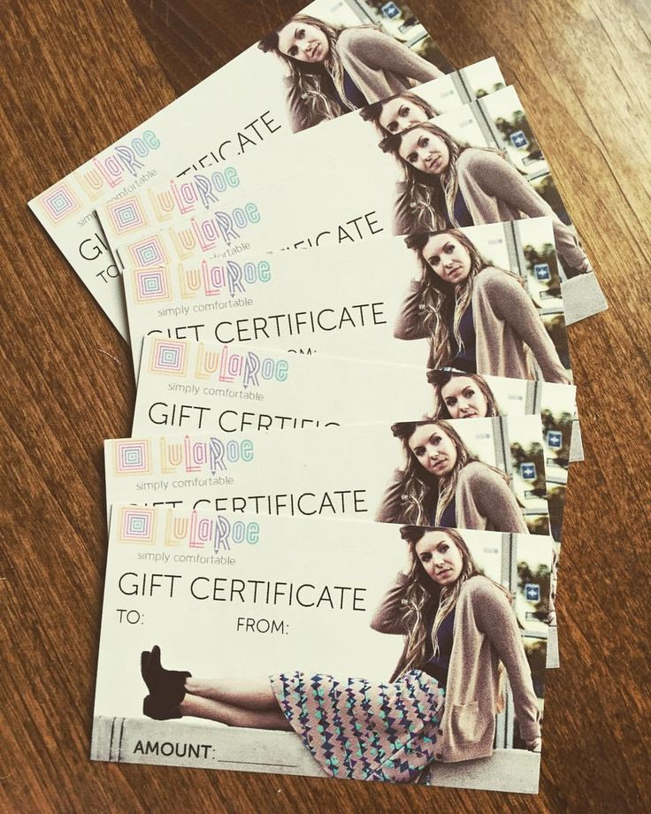 Look what just came! I'm so excited to announce that I will now have gift cards available-just in time for the holidays! They will have their own album in my shopping group and just comment with how much you would like to put on it-they will be in $25 increments #giftcards #lularoe