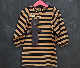 Annika dress. Lublue shop for children's clothes, UK