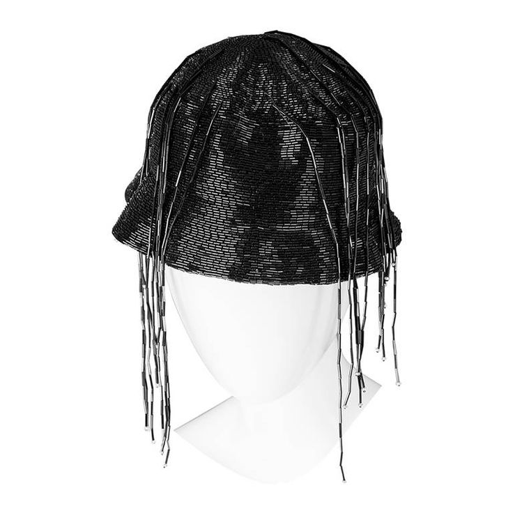 Black Fashion Hat